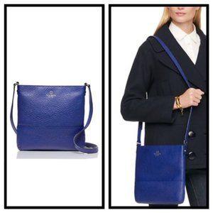 Kate Spade Southport Avenue Cora Crossbody Blue